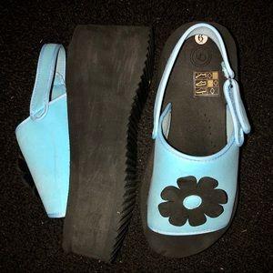 Urban Outfitters Zoe Eva Platform Sandal